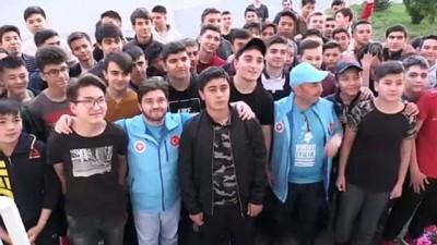 TDV'den Kazakistan'da iftar programları - ALMATI