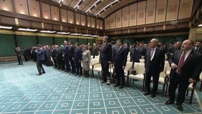 Cumhurbaşkanı Erdoğan: 'Irak'ın güneyine uzanan bir ticaret koridoru tesis edilmesine öncelik verdiğimizi teyit ettik' - ANKARA