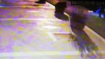 Motosikletini çalan hırsızlık şüphelisi çocuğu kıskıvrak yakaladı