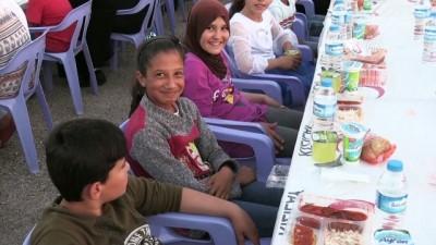 11 bin Suriyeli birlikte iftar açtı - KİLİS