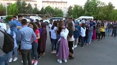 Üniversite öğrencilerine yönelik iftar programı - BATMAN
