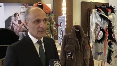 Deri ve Kürk Moda Fuarı Antalya'da açıldı - ANTALYA