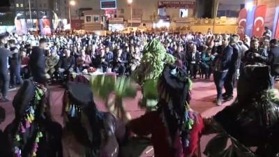Hakkari'de 'Ters Lale ve Uçkun Festivali' düzenlendi