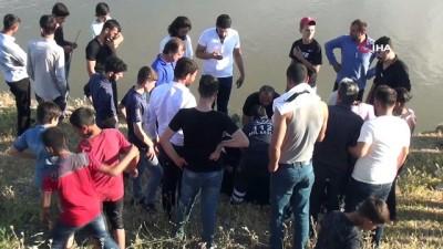 15 gönce askerden gelen 21 yaşındaki genç Dicle Nehri'nde boğuldu