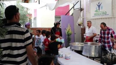 MEDENİYAD'dan ihtiyaç sahibi ailelere iftar - DENİZLİ