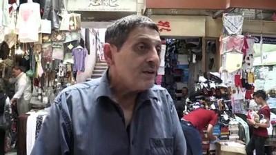 Nablus'un Osmanlı yapıtı 'Kapalı Çarşısı' yoğun ilgi görüyor - NABLUS