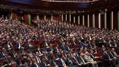 Cumhurbaşkanı Erdoğan: 'Avukatlara belli kriterler dahilinde yeşil pasaport hakkı vererek uluslararası faaliyetlerini kolaylaştırmayı planlıyoruz' - ANKARA