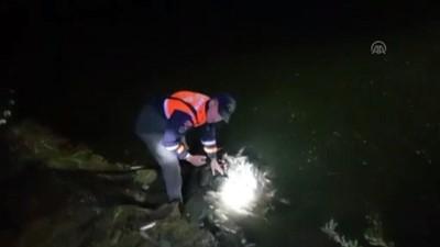 Kaçak avlanılan 5 ton inci kefali ele geçirildi - VAN