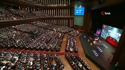 Cumhurbaşkanı Erdoğan: 'Çocuklar hakkındaki davaların istinaf ve temyiz incelemeleri öncelikli olarak yapılacaktır'