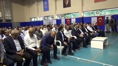 Şırnak'ta terör mağdurları için yapılan konutların kurası çekildi
