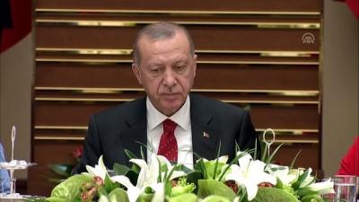 Adalet Bakanı Gül: 'Bizden milletimizin beklediği tek bir şey var adalet vermek adalet dağıtmak' - ANKARA