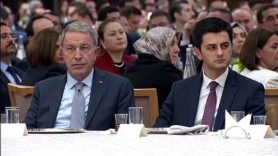 Cumhurbaşkanı Erdoğan: 'Yargıya ve kararlarına güveni en üst düzeye çıkarmak önceliğimiz olacaktır' - ANKARA