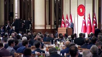 Cumhurbaşkanı Erdoğan: 'Bu dönem, muhataplarımızın büyük ve güçlü Türkiye'ye alışma dönemidir' - ANKARA
