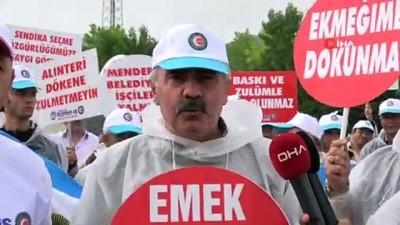 Hak-İş'in Emek ve Adalet Yürüyüşü 2'nci günde devam ediyor