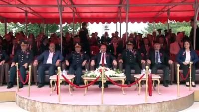 Jandarma Teşkilatı'nın 180'inci kuruluş yıl dönümü