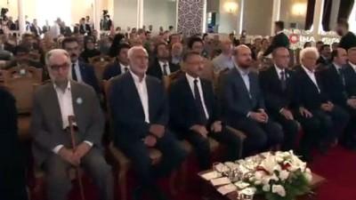 """Cumhurbaşkanı Yardımcısı Oktay: """"Binali Yıldırım ile medeniyet havzamızın köklü değerleri İstanbul'dan yükselmeye devam edecektir"""""""