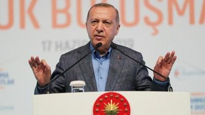 Erdoğan'dan İmamoğlu'na: Ordu Valimiz'den özür dilemedikçe böyle bir makama gelemez