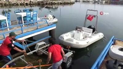 30 balık adam, kayıp iş adamı için daldı
