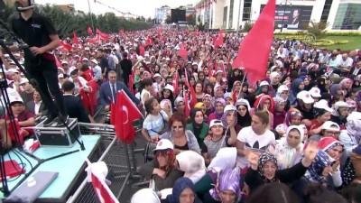 Cumhurbaşkanı Erdoğan: Aynı odada 45 dakika kaldıkları görüntülerle ispatlandı