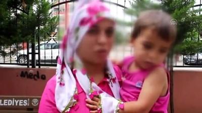 Eşinin evden kovduğu iddia edilen kadın polise sığındı - ADANA