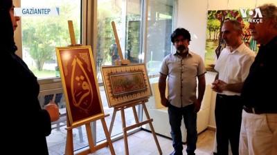 Suriye ve Türkiye'den Ressamların Ortak Sergisi