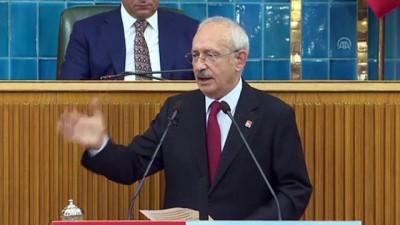 Kılıçdaroğlu: 'CHP, artık sadece CHP'lilerin değil 82 milyonun partisidir' - TBMM