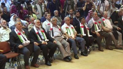 Gazze'de Bahreyn Çalıştayı'na karşı ulusal konferans (2) - GAZZE