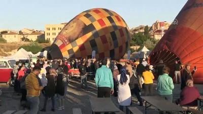 Uluslararası Kapadokya Sıcak Hava Balon Festivali - NEVŞEHİR