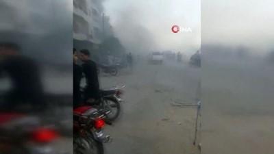 Afrin'de patlama: 5 ölü