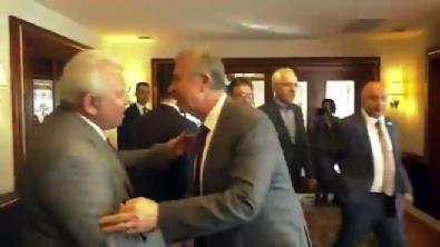 ATO Başkanı Baran, Başkan Yavaş'a ziyaret