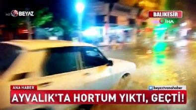 İstanbullu'lar yağmura hazırlıksız yakalandı