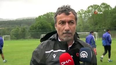 Yeni Malatyaspor, Bolu kampını hazırlık maçıyla tamamladı