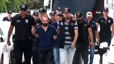 Savcı Kiraz'ın şehit edildiği görüntüleri yayınlayanlar adliyeye sevk edildi