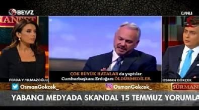 Osman Gökçek: Yamyam gibi bekliyorlar zarar vermek istiyorlar