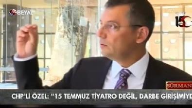 Osman Gökçek'ten Özgür Özel'e teşekkür