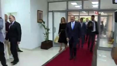 - Çavuşoğlu, Kuzey Makedonya Başbakanı Zaev Tarafından Kabul Edildi