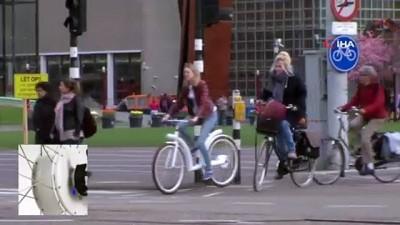 - Zincirsiz, Şaftlı, Gps'li, Tork Ölçerli Elektrikli Bisiklet Hollanda'da Satışa Sunuldu