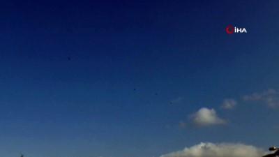 - 'Atak' helikopterleri KKTC semalarında