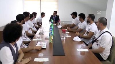 TİKA'nın gönüllüleri Kuzey Makedonya'da - ÜSKÜP
