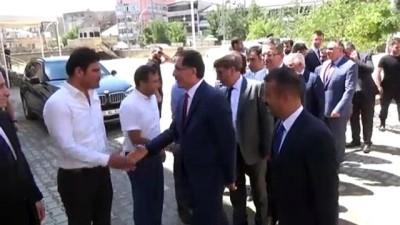 Malkoç: 'Terörle mücadele hukuk içerisinde yürütülüyor' - HAKKARİ