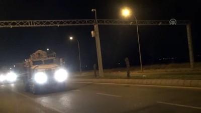 Suriye sınırına askeri sevkiyat - ŞANLIURFA