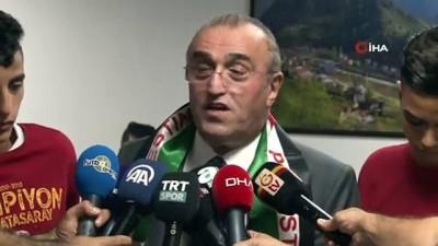 Galatasaray İkinci Başkanı Abdurrahim Albayrak: 'Birazdan Emre Mor ile ilgili KAP açıklaması yapacağız'