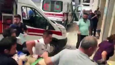 Maden ocağında göçük - Mahsur kalan 3 işçi yaralı olarak çıkartıldı - ZONGULDAK
