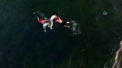 Arkadaşını kurtarmak isterken boğuldu - ORDU