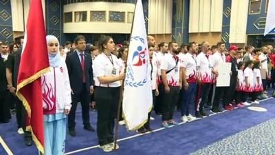 Uluslararası Avrasya Balkan Açık Wushu Kung Fu Şampiyonası - ANKARA