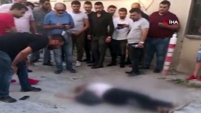 Kadına kurşun yağdıran şahıs yakalandı