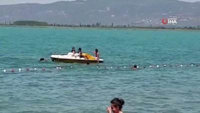 Afgan genç cankurtaranlar yetişmese boğulacaktı