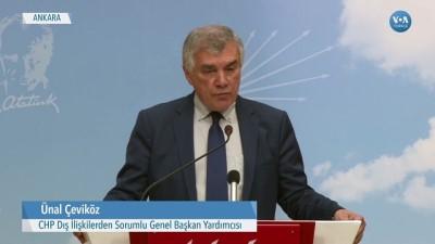 CHP: 'ABD'yle Görüşmelerden Sonuç Alınmalı'