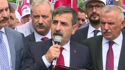 Türkiye Kamu-Sen Genel Başkanı Önder Kahveci - ANKARA
