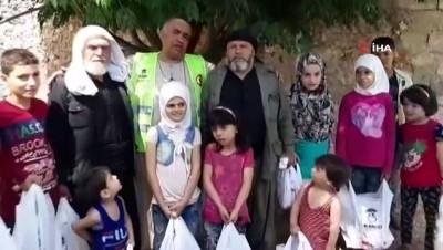 - İmkander'den mazlum ve mağdurlara kurban yardımı